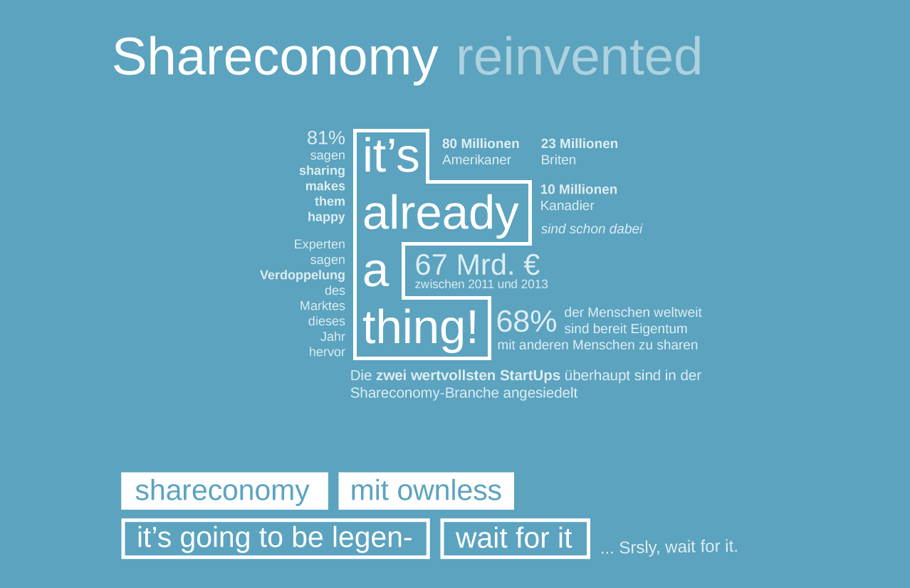 shareconomy infographic ownless